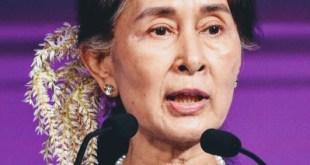 Amnistía Internacional retira premio de derechos humanos a Aung San Suu Kyi