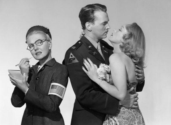 Imagen promocional de la película 'Berlín occidente' de Billy Wilder.