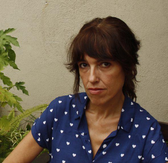 La directora del documental, Virginia
