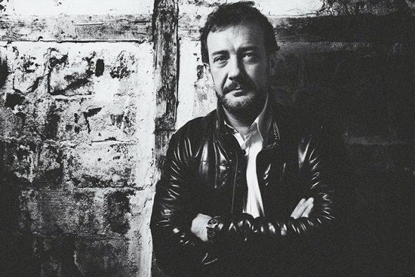 El actor José Luis García Pérez. Foto: Roberto Villalón.