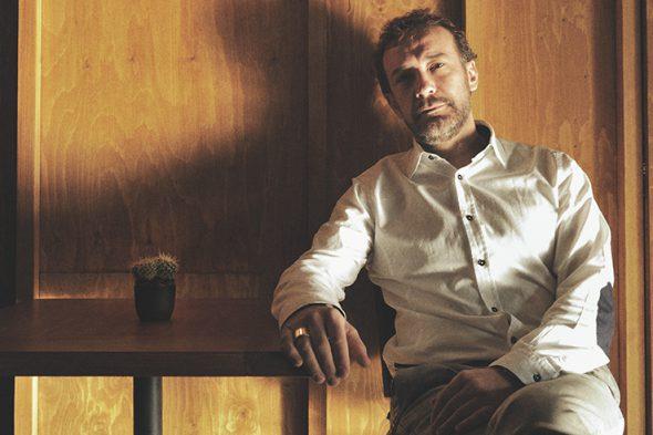 El actor José Luis García Pérez interpreta a Don Juan Tenorio en la versión dirigida por Blanca Portillo. Foto: Roberto Villalón.