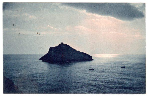"""Una de las imágenes del proyecto """"Islas utópicas"""" de Clara Sánchez"""