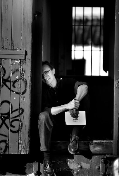 El escritor Arturo Pérez Reverte. Foto: © Victoria Iglesias.