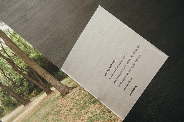 Fotolibro 'Looking for freedom' sobre Berlín de Rubén H. Bermúdez.