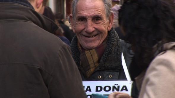 Fotograma del documental 'Pais de todo a cien'.