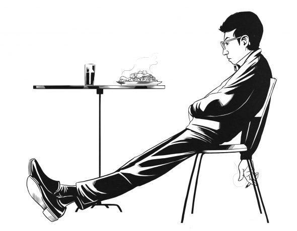 Ilustración de Javier Corzo.