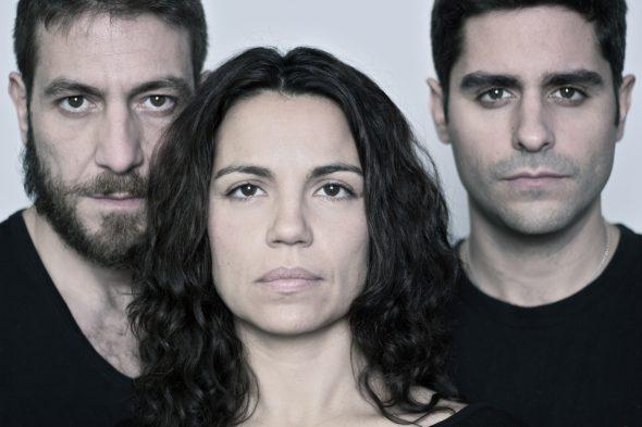 Imagen promocional de la obra de teatro 'Héroes'.