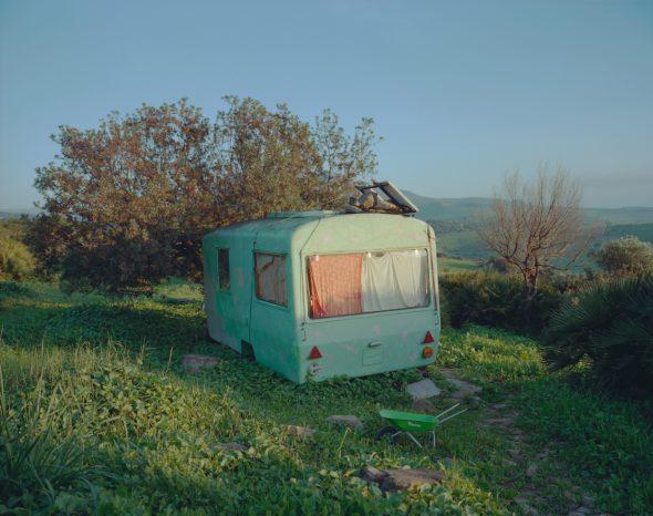Una de las imágenes de la serie 'Country Fictions' de Juan Aballe.