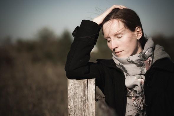 'Silence' fotografía de Andrea Schunert.