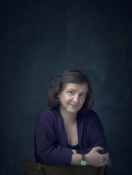 La escritora Clara Obligado.