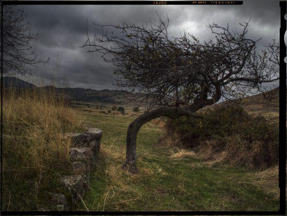 El pueblo madrileño de Zarzalejo. Foto: Héctor Esteban Méndez / Flickr Creative Commons.