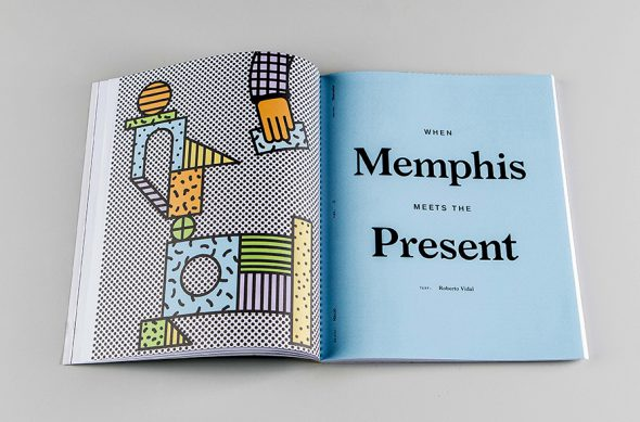 When Memphis meets de present. Mincho #4. Foto: Sergio García.