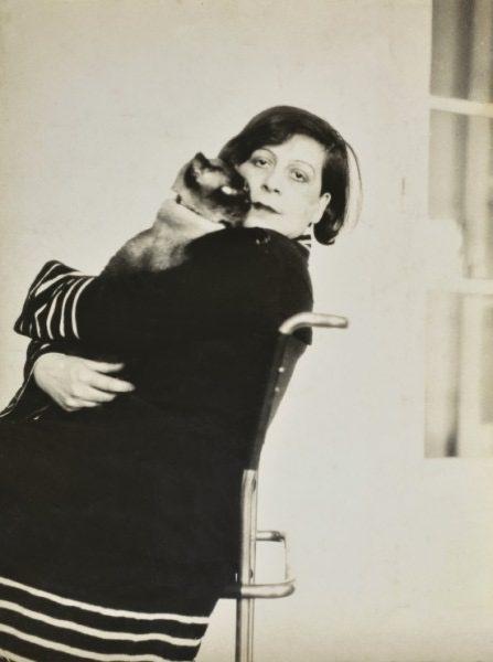 La artista y fotógrafa estadounidene Florence Henri/Courtesy Archive Florence Henri/Martini & Ronchetti, Genoa