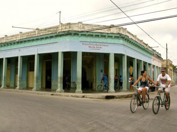Farmacia Municipal de Caibarien. Foto: Ana Esteban.