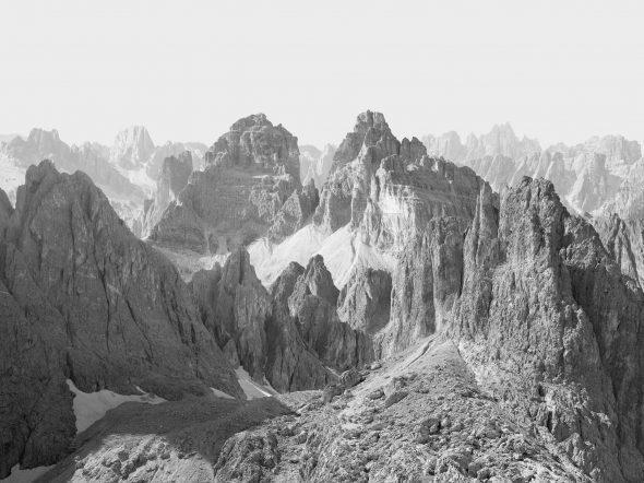 Imagen de la serie 'Infinito artificial de Fernando Maselli.