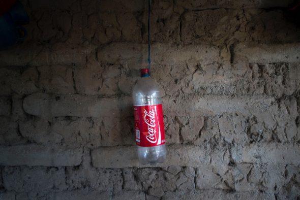 Para producir un litro de Coca Cola son necesarios 2,5 litros de agua. ©Calamar2/ Pedro ARMESTRE
