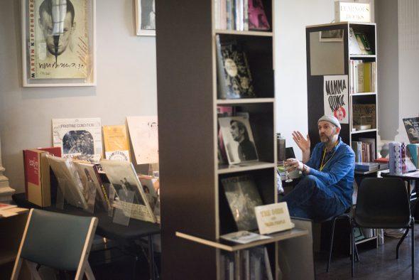 Conor Donlon Donlon Books, Room&Book, 2015 Courtesy of Fernando Uceda, London.