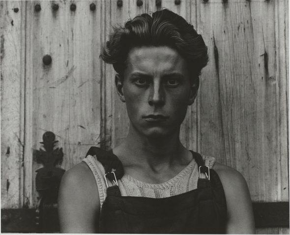 Fotografía de Paul Strand.