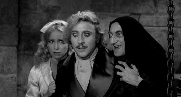 e860921e1e9b3 Ejerced el terrorífico sentido del humor con  El Jovencito Frankenstein