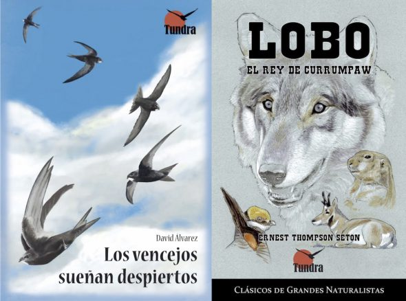 Dos títulos editados por Tundra.