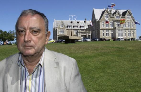 Rafael Chirbes en la UIMP. Foto: Uimp.es