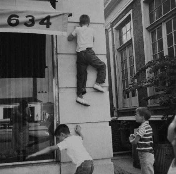 Chicagoland. Fotografía de Vivian Maier.