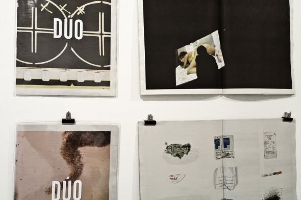Exposición sobre el proyecto DÚO.