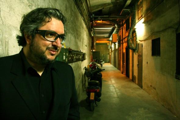 El editor Julián Rodríguez. Foto: Marta Zarco.