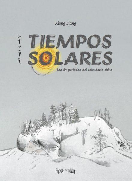 Portada de Tiempos Solares.