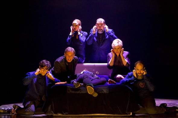 'Hamlet'. Foto: Ceferino López.