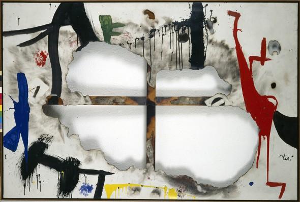 Joan Miró y el objeto.