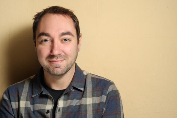 El escritor Fernando J. López. Foto: Roberto Villalón.