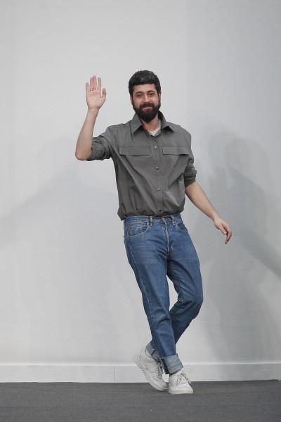El diseñador Moisés Nieto.