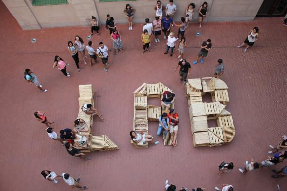 objetos de urbanismo OPEN SOURCE. Foto: Medialab Prado.
