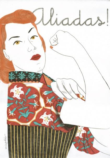 Obra de Sonia Pulido.