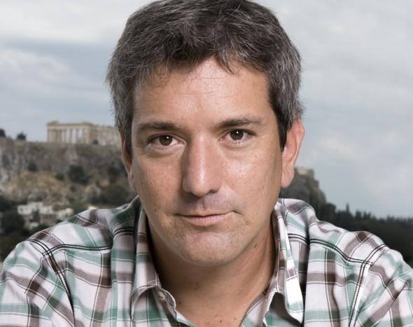 Santiago Roncagliolo. Foto: Wikipedia.