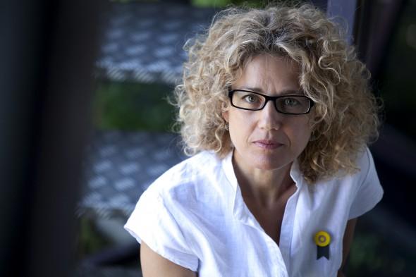 Elena Ramírez, directora de Seix Barral. Foto: Marc Arias.