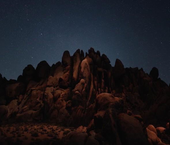 Fotografía de la serie 'Lux Noctis' de Reuben Wu.