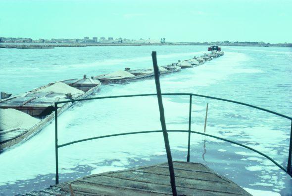 Salinas de Torrevieja, 1984. Foto: Eva Lootz.