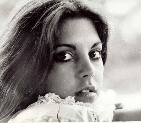 La actriz Laura Cepeda en la época en la que rodó 'La casa de Bernarda Alba'.