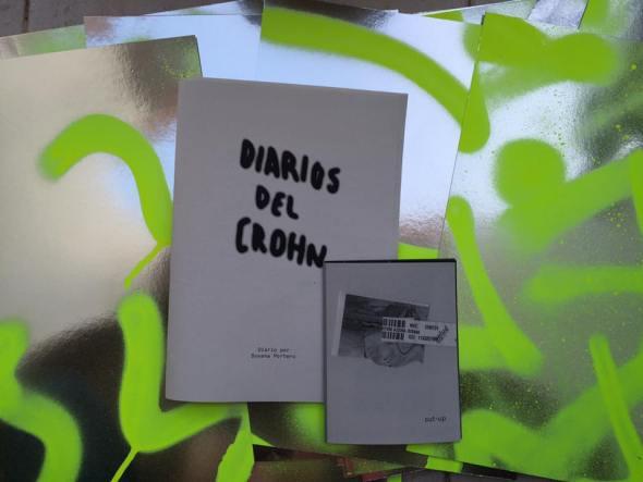'Diario del Crohn' de 'Amor de primas'.