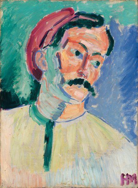 Henri Matisse, André Derain, 1905 Tate: Adquirido con la colaboración del Knapping Fund, del Art Fund y del Contemporary Art Society, así como de patrocinadores privados, en 1954 © Succession H. Matisse/ VEGAP/ 2016 © Tate, London 2016