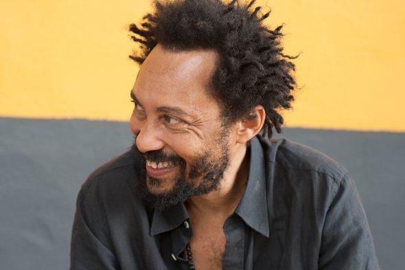 El músico Seydu.