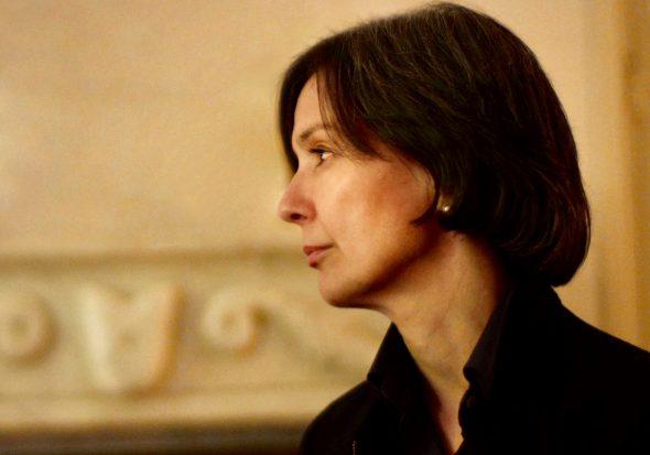 La directora Arantxa Aguirre. Foto: Luis Roca.