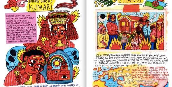Extracto del nuevo libro ilustrado de Ricardo Cavolo.