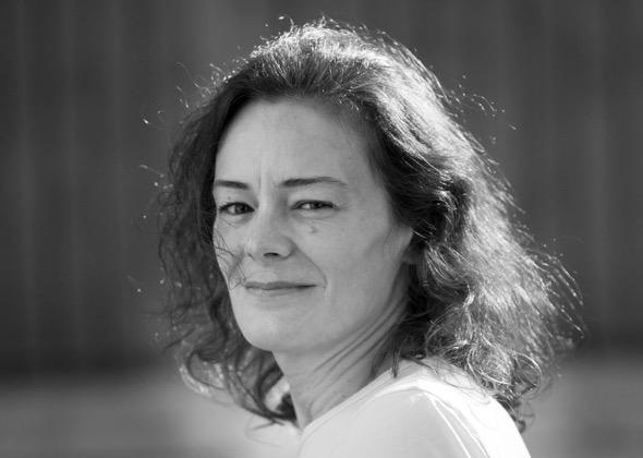 La escritora Esther García Llovet. Foto: Rafa Rivas.