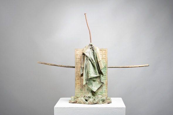 Joan Miró. Le Chanteur d'opéra 1977.