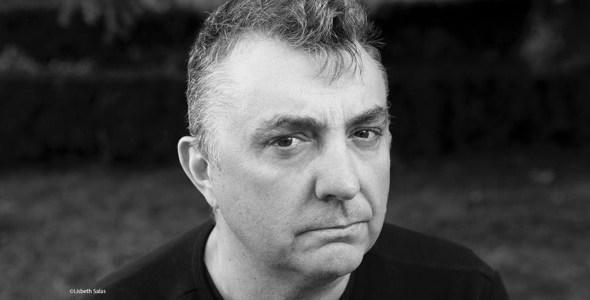 El escritor Manuel Vilas. Foto: Lisbeth Salas.