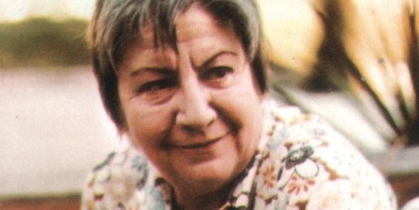Gloria Fuertes.