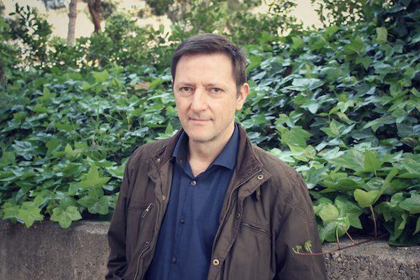 Ignacio Martínez de Pisón. Foto: Elena Blanco.